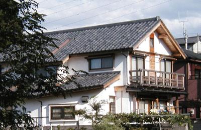 小谷田の木の家